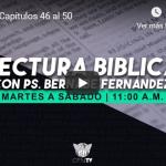 Lectura Bíblica 16 de Abril, 2020