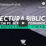 Lectura Bíblica 21 de Abril, 2020